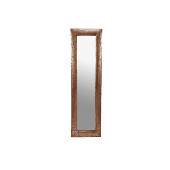 "16""x55.5"" REct. Textured Mirror Copper #23027"
