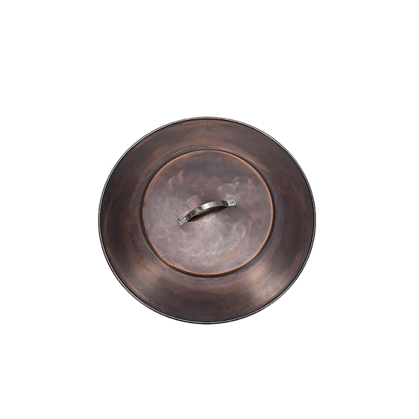 "#25018 36"" ACADIA COVER COPPER LID"