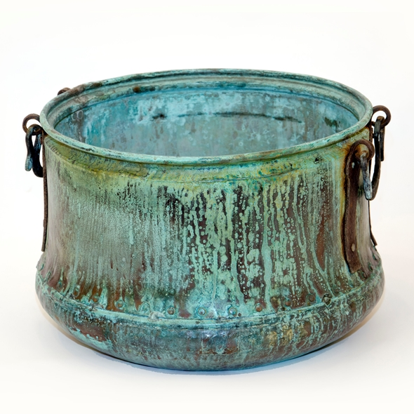 #22106 Verdi Riveted Cauldron - Large