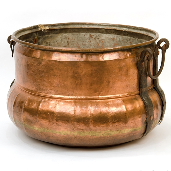 #22111 Flanged Cauldron - Extra Large