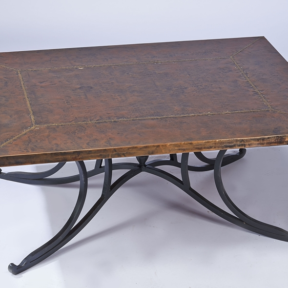 "#22331 Napa Coffee Table - Rectangular (48""x36""x19"")"