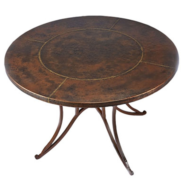 "#22326 Napa Dining Table - Round (48""x30"")"
