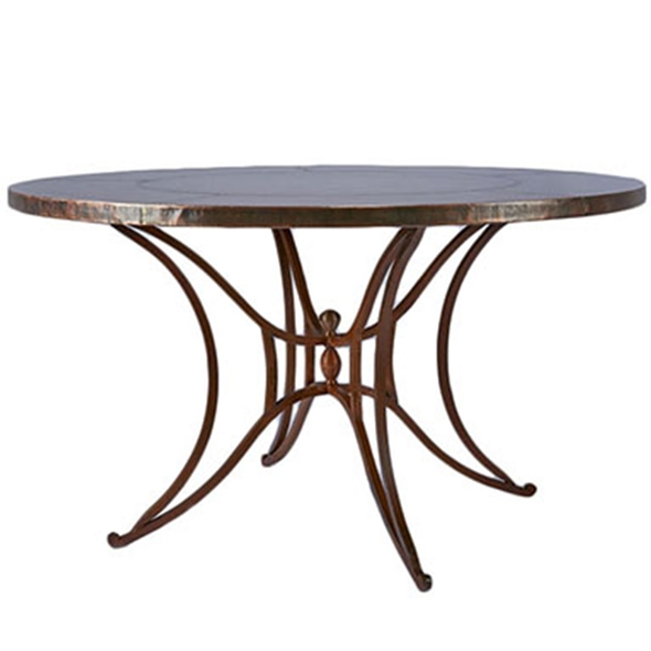 "#22327 Napa Dining Table - Round (54""x30"")"