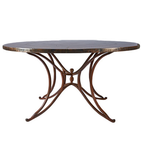 "#22329 Napa Dining Table - Round (72"" x 30"")"