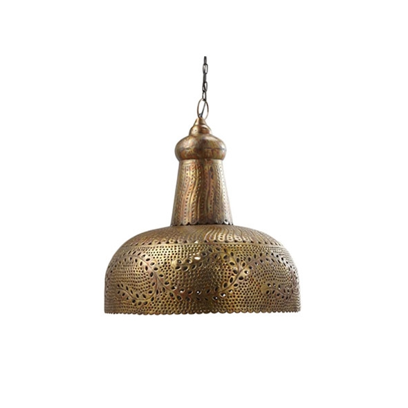 #27101 Kemer Hanging Light - Copper