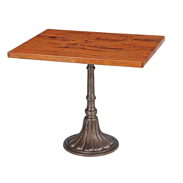 #22481 Sonoma Bistro Table - Rectangular 27x35x30""