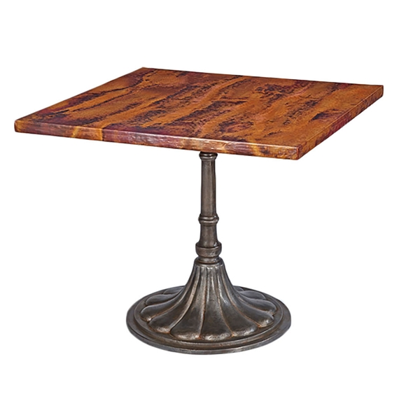 #22483 Sonoma Bistro Table - Square 36x36x30""