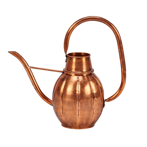 Pumpkin Watering Can - Copper #24320