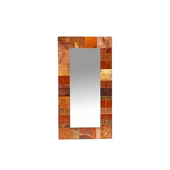 "Copper Patch Mirror - 42x82"" #23008"