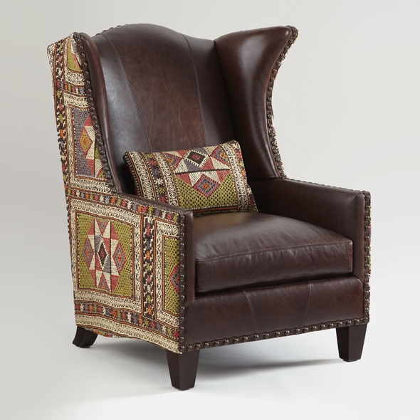 #22505 Santa Fe Wing Chair